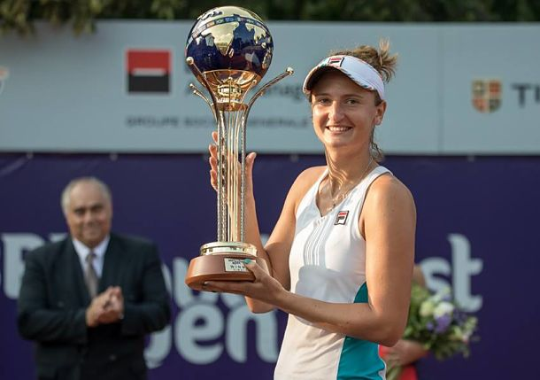 Begu Wins Bucharest