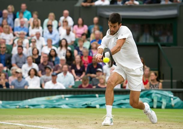 10 Stats to Get you Primed for Wimbledon's Men's Quarterfinals
