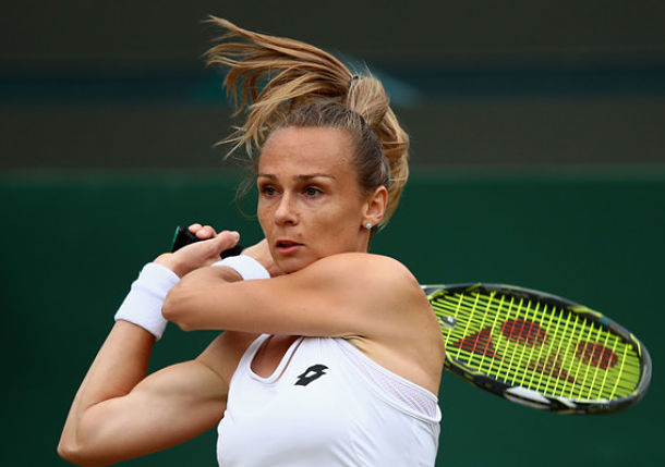 Rybarikova Becomes First Slovakian Woman to Reach Wimbledon Semifinal