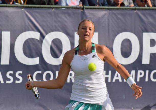 Kontaveit Pushes into First Career Grass Semi at Ricoh Open