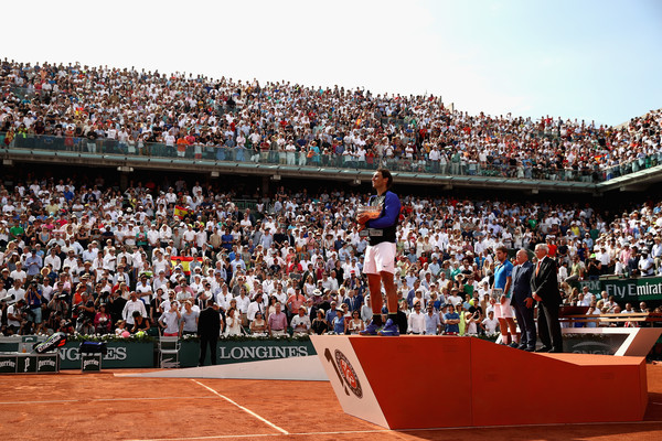 Nadal Wins 10th Roland Garros Title