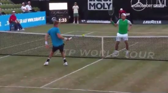 Pouille's Epic Match Point Save