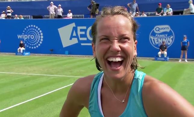 Strycova: Not Married, Open to Dinner