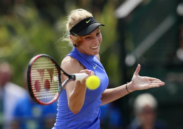 Vekic Wins Nottingham Title, Her First in over Three Years