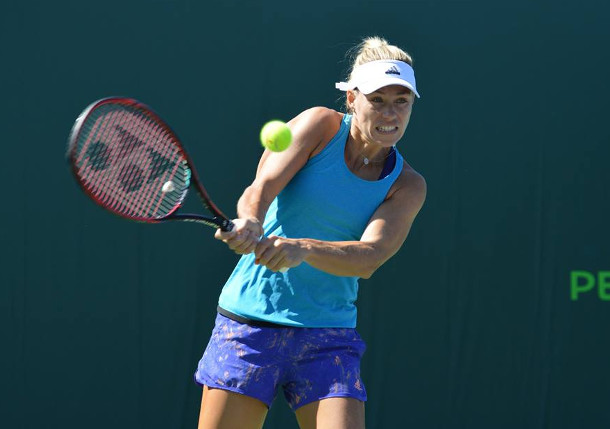 Miami Draw Crams Kerber, Former Champs in Top Quarter