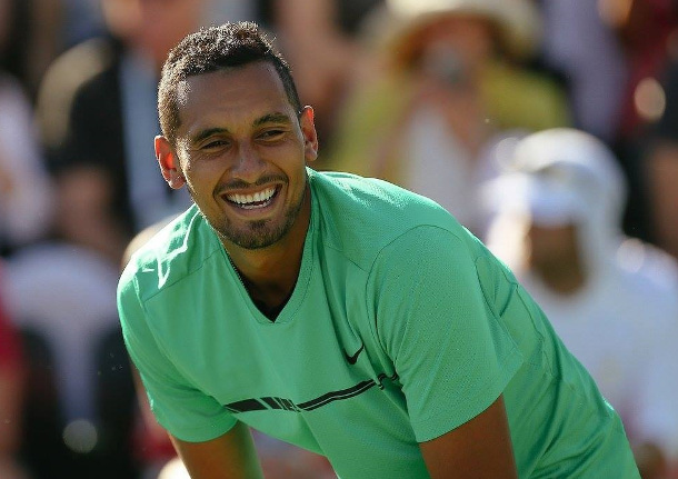 Kyrgios Out of Monte Carlo