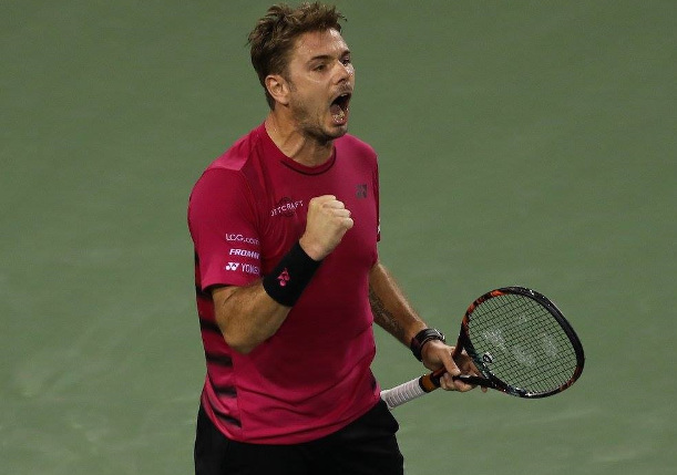 No Pain, No Gain for Wawrinka