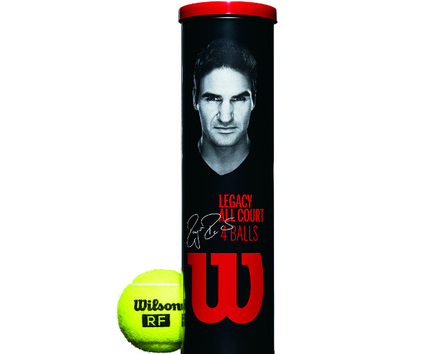 Watch: Federer's New Balls