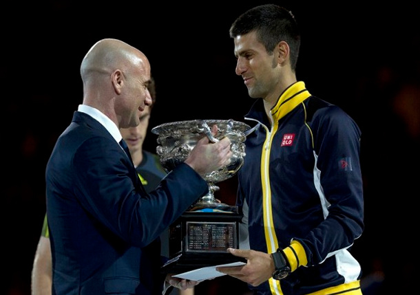 Agassi: Djokovic Can Deliver Something Special