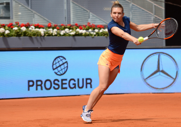 Halep: I Feel Stronger