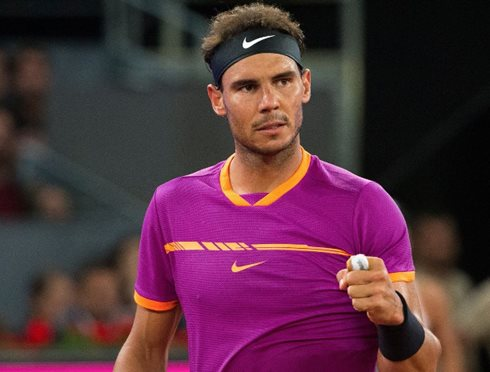 Nadal Commits to Madrid, Uncertain for US Open