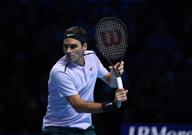 Federer Remains Unbeaten At WTF