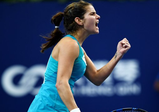 Goerges Into Zhuhai Semifinals
