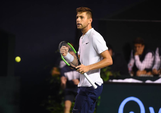 Qualifier Krajinovic Shocks Isner, Into Paris Final