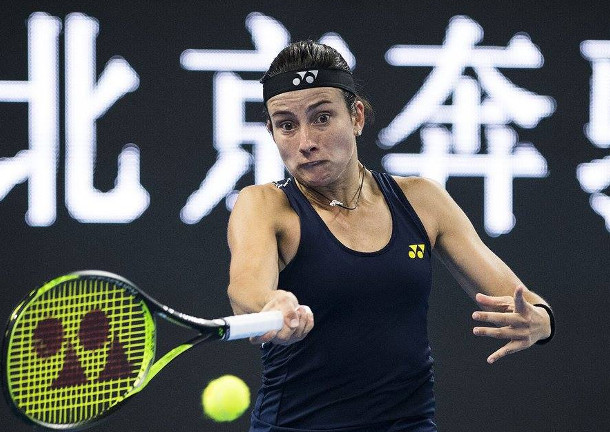 Sevastova Sweeps Stephens In Zhuhai