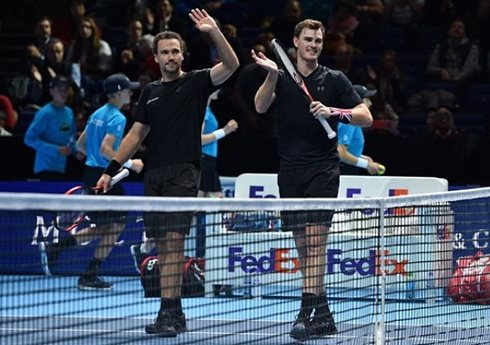 Soares and Murray Deliver Key Victory in London