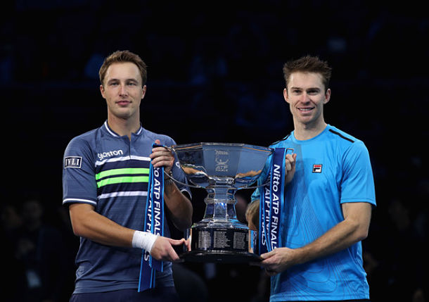 Kontinen and Peers Repeat as Nitto ATP Finals Champions