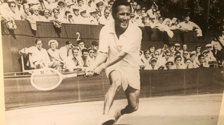 Tennis World Mourns Passing of Pancho Segura, Who Was 96