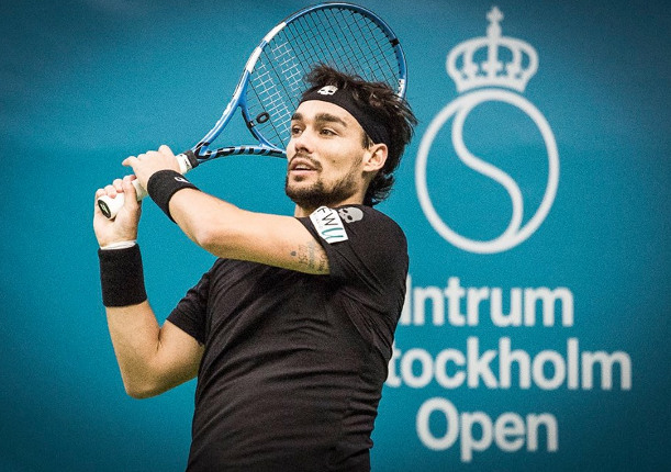 Fognini, Verdasco Move on in Stockholm