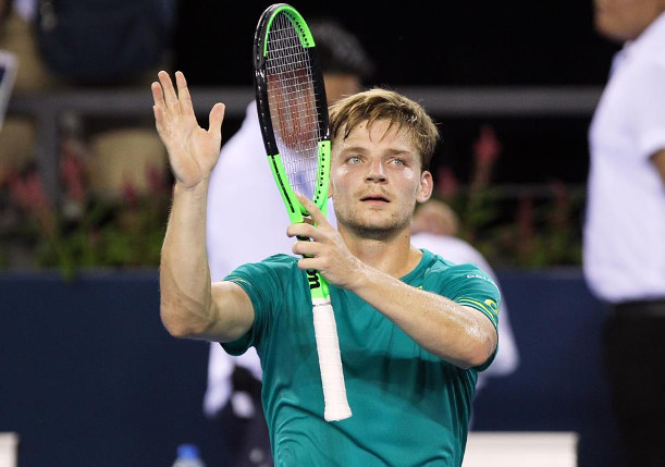 Goffin Prevails, Nadal Ends Season at WTF