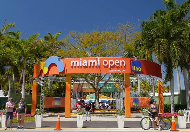 Report: Miami Open Nearing Deal To Move To Dolphins Home