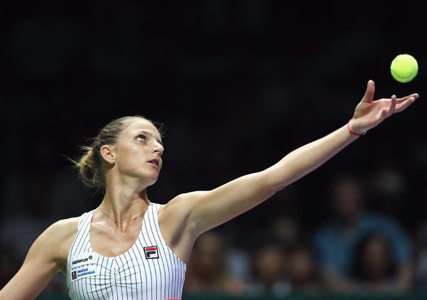 Pliskova Powers Past Venus in Opener