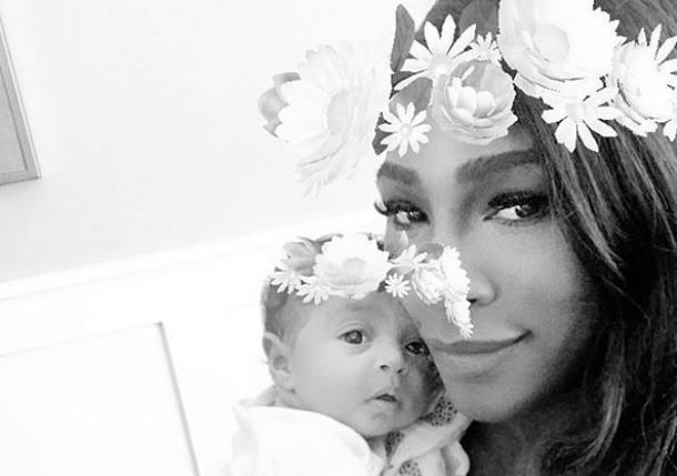 Twitter Rundown: Serena's Angel, Kitty Cats in Moscow