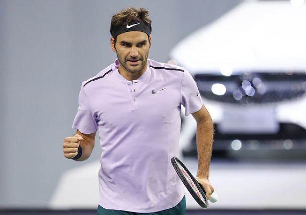 Federer defeats Nadal for Shanghai Title