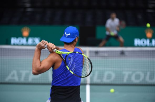 Paris Masters Draw Pits Top Players Early