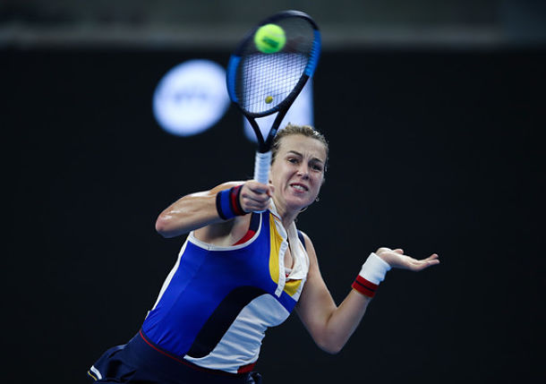 Pavlyuchenkova Outlasts Gavrilova and Weather for Hong Kong Title