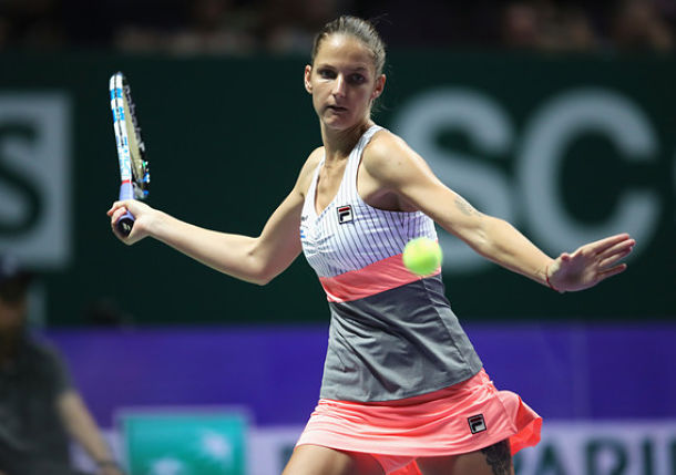 Pliskova to Miss Day One of Fed Cup Due to Virus