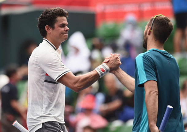 Milos Raonic Wants ATP to Consider Shorter Season