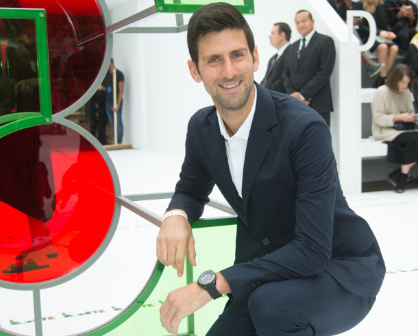 Djokovic To Play Melbourne Exhibitions