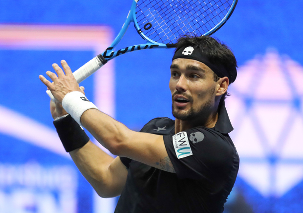 Fognini Fights Off Two Match Points, Reaches St. Petersburg Final