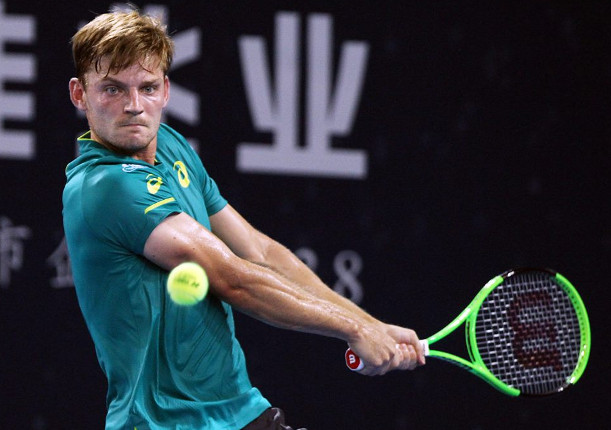 David Goffin and Aleksandr Dolgopolov to meet in Shenzhen Open final
