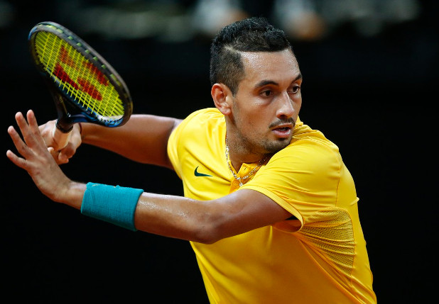 Kyrgios Has Found His Purpose