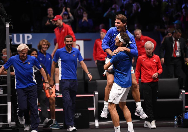 Cup of Joy: Europe Wins Inaugural Laver Cup