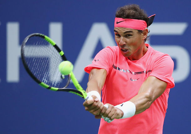 Hitting all the High Notes, Nadal Routs Rublev