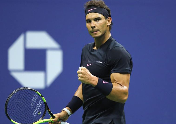 Nadal Roars Into Fourth US Open Final