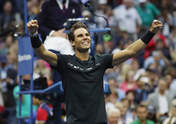 Nadal Dominates US Open Final, Claims 16th Grand Slam Crown