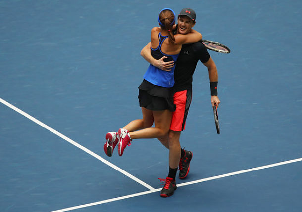 Hingis and Murray Claim Mixed Title at U.S. Open