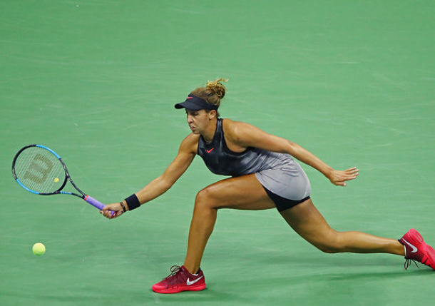 Madison Keys Joins Sloane Stephens in U.S. Open Final