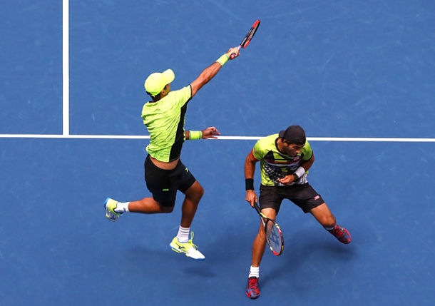 A title for Rojer and Tecau, and a Statement for Rojer