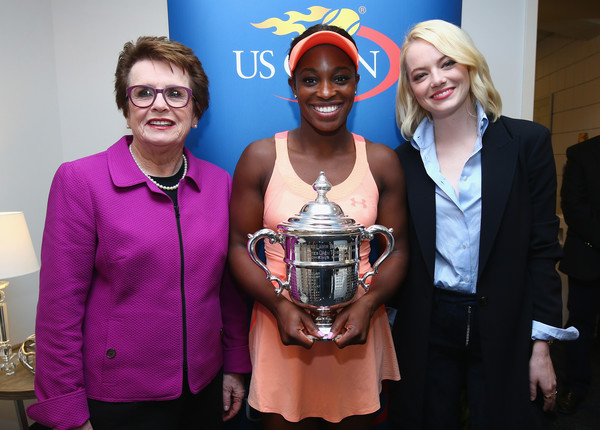 Twitter Reacts to Sloane Stephens' Crowning Achievement