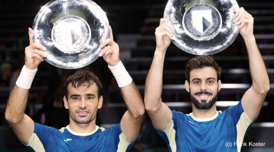 Dodig, Granollers Win First Team Title in Rotterdam