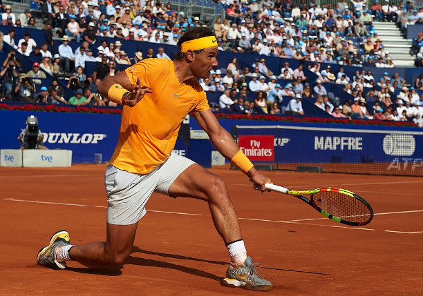 Nadal Tested, Triumphant, Into Barcelona Semifinals