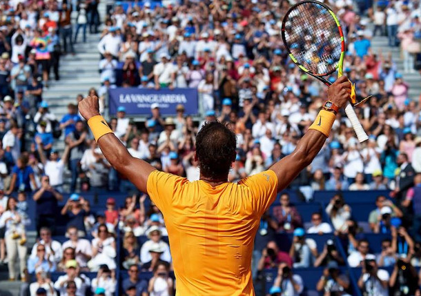 Dominant Nadal Soars To 11th Barcelona Title