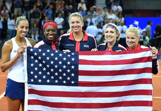 Champs Clash: USA vs. Czech Republic in Fed Cup Final