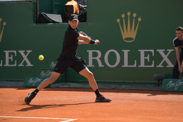 Thiem Saves Match Point, Edges Rublev in Monte-Carlo