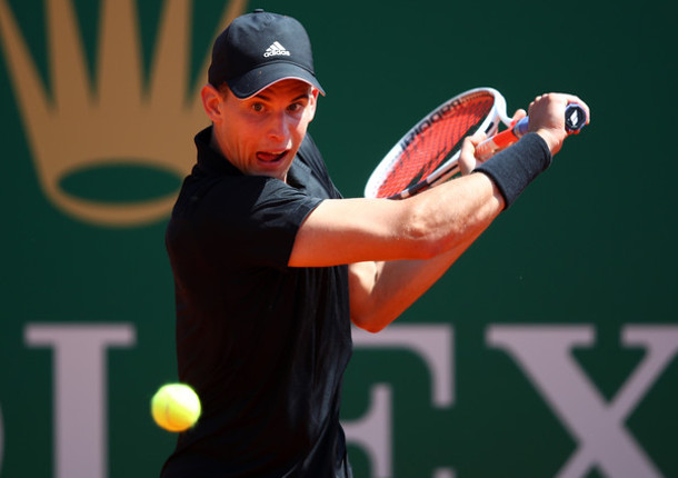 Thiem Tops Djokovic, Rallies Into MC Quarterfinals